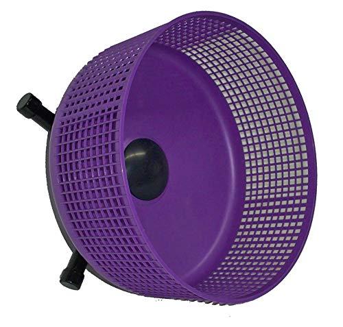 - Atticworx Sugar Glider Wheel, 12-inch Freedom 19 Wheel, Purple with Cage Side Mount