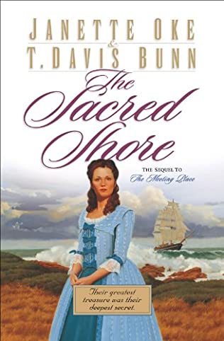 book cover of The Sacred Shore
