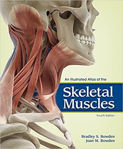 Amazon.com: An Illustrated Atlas of the Skeletal Muscles ...