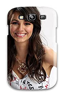 Perfect Victoria Justice Case Cover Skin For Galaxy S3 Phone Case