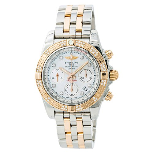 Breitling Chronomat Swiss-Automatic Male Watch CB0140 (Certified Pre-Owned)
