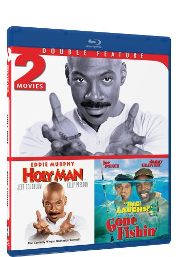 Holy Man & Gone Fishing - Blu-ray Double Feature (Preston Fishing)