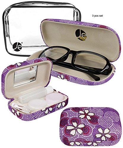 Eyeglass Case Kit - 4
