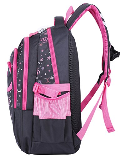 8868f529f5d4 COOFIT School Backpack for Girls   Boys Back to School Supplies for Middle  School Cute Bookbag