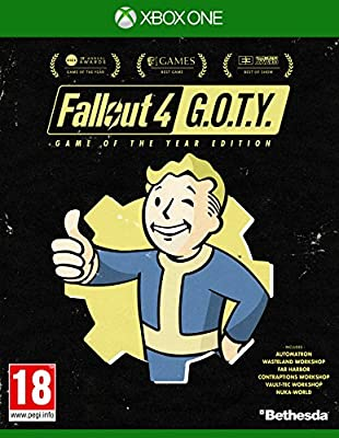 Fallout 4 GOTY (Xbox One): Amazon co uk: PC & Video Games