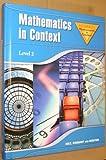Math in Context, Encyclopaedia Britannica Publishers, Inc. Staff, 0030403774