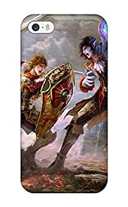 High-quality Durable Protection Case For HTC One M8 Cover (supernatural Fantasy Weapon Sword Magic Battle Abstract Fantasy)
