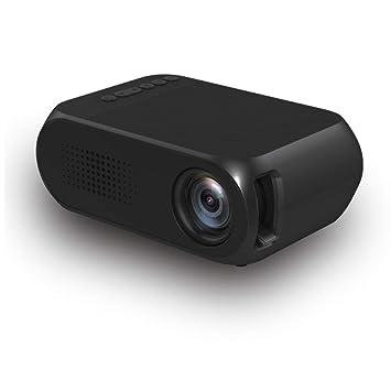 Mini proyector, LED portátil, Cine en casa Full HD 1080P ...