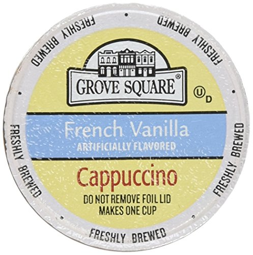 40 count Portion Keurig Brewers Cappuccino