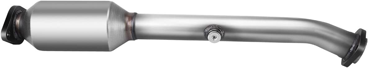 EPA Compliant Catalytic Converter Compatible with 2005-2017 Nissan Frontier Pathfinder Xterra NV1500 4.0L Passenger Side Direct-Fit High Flow Series