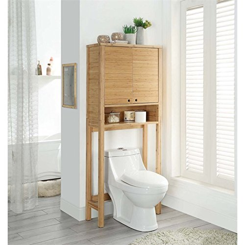 Riverbay Furniture Space Saver in Bamboo