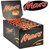Mars Classic Single Chocolate Bar 51g (Pack of 24 bars)