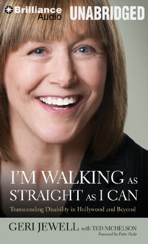 I'm Walking as Straight as I Can: Transcending Disability in Hollywood and Beyond by Brilliance Audio