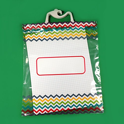 Creative Teaching Press Chevron Storage Bag (2996)