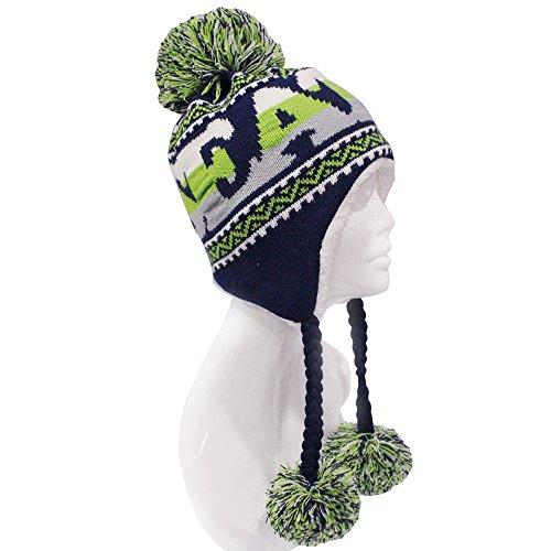 9ce976372 Seattle Seahawks Pom Hat
