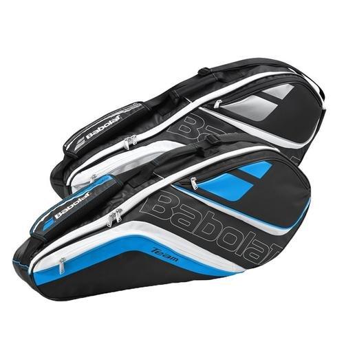 Babolat Schlägertasche Racket Holder X3 Team Line Silver, silber, 76 x 18.5 x 32 cm, 45 Liter, 751122-108