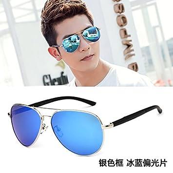 HHHKY&T Gafas De Sol Polarizadas El Sesgo De Género Gafas De Sol Gafas De Sol Gafas