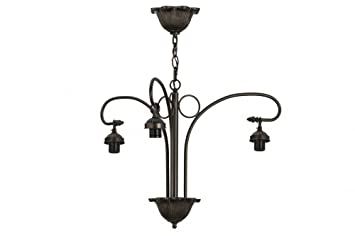Amazon.com: Meyda Tiffany 147728 de 3 brazos (Custom ...