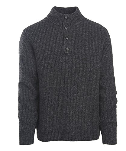 woolrich-mens-standard-the-sweater-charcoal-heather-extra-large