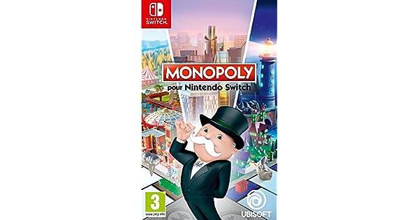 Monopoly (Nintendo Switch): Amazon.es: Videojuegos