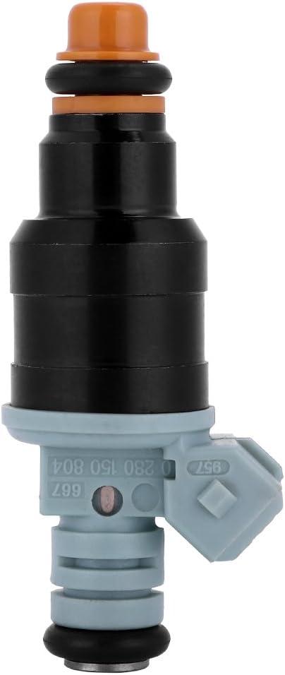 KIMISS inyector de gasolina Inyector de combustible Inyector de inyector Boquilla