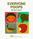 By Taro Gomi - Everyone Poops (1st Edition) (8.2.1993)
