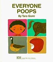 Everyone Poops de Taro Gomi