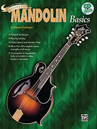 Ultimate Beginner Series: Bluegrass Mandolin Basics - Bk+CD