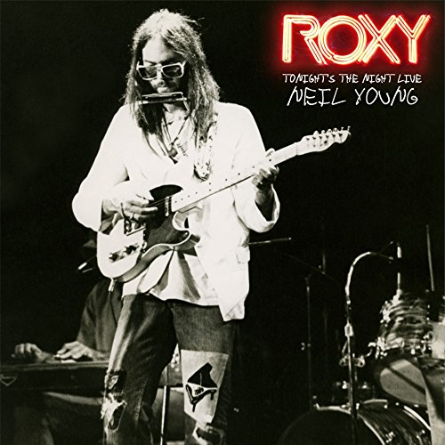 Music : Roxy - Tonight's the Night Live
