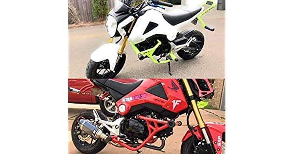 Amazon.com: 2014 – 2018 Honda Grom – irx4 motocicleta Crash ...