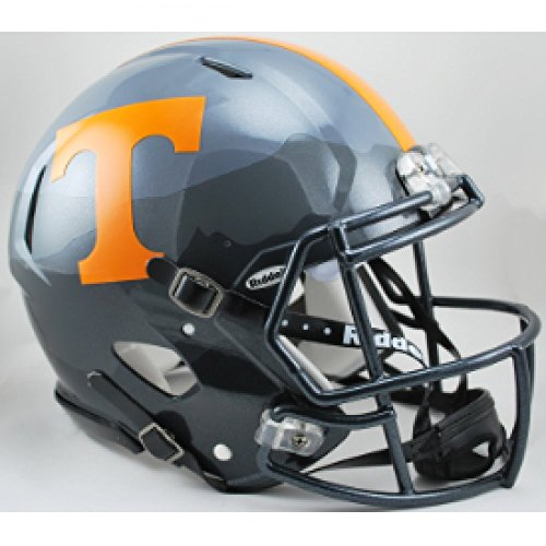 (Riddell NCAA Tennessee Volunteers Smoky Mountain Authentic Speed Full Size Football Helmet)