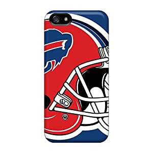 MansourMurray Iphone 5/5s Perfect Hard Phone Case Allow Personal Design Fashion Buffalo Bills Image [AUe4421Pbmz]