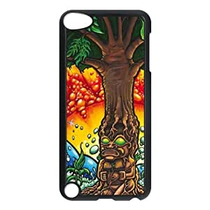 Tree of Life iPod Touch 5 Case Black Delicate gift JIS_230278