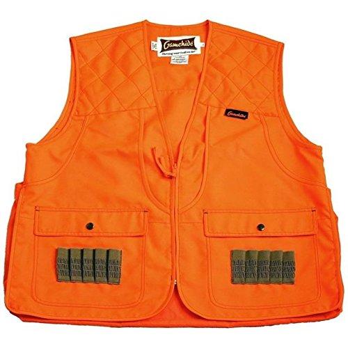 Gamehide Frontloader Vest, Blaze Orange, X-Large by Gamehide