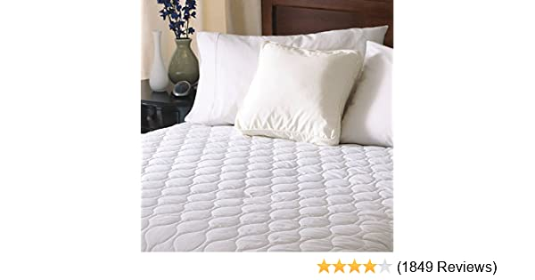 Amazon.com: Sunbeam Heated Mattress Pad | Polyester, 10 Heat Settings, King: Home \u0026 Kitchen