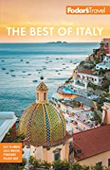 Whether you want to explore ancient ruins in Rome, ride a gondola in Venice, see the Duomo in Florence, or visit Vatican City, the local Fodor's travel experts in Italy are here to help! Fodor's Best of Italy guidebook is packed with m...