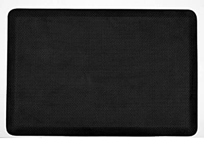 MAXMAT Original Anti-Fatigue Weave Embossed Stand Mat 24 X 36 Inch With 0.8 Inch Thickness
