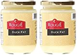 Rougie Rendered Duck Fat Oil, 320 g, 11.2 oz, 2 Count