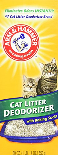 Arm Hammer Cat Litter Deodorizer