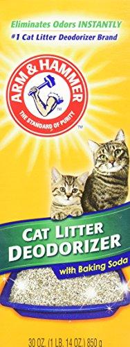 Arm & Hammer Cat Litter Deodorizer, 30 Oz