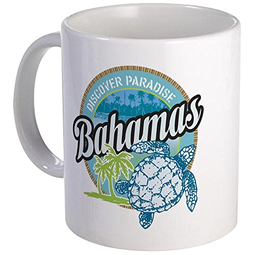 CafePress - Bahamas Mug - Unique Coffee Mug, Coffee Cup