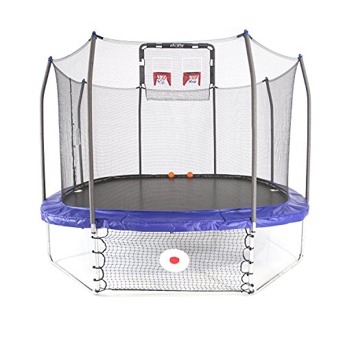 Skywalker-Trampolines-JumpDunkKick-Trampoline-12-Square-Jump-Dunk-Kick-Sports-Arena-Blue