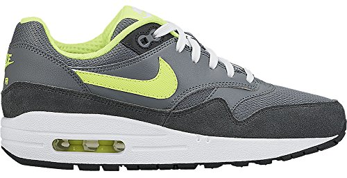 Nike Air Max 1 Grey Youths Trainers Size 6 UK / 39 EU
