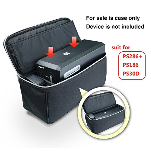 Plustek Film Scanner Carry Case, for OpticFilm Series. Light and Reliable ...
