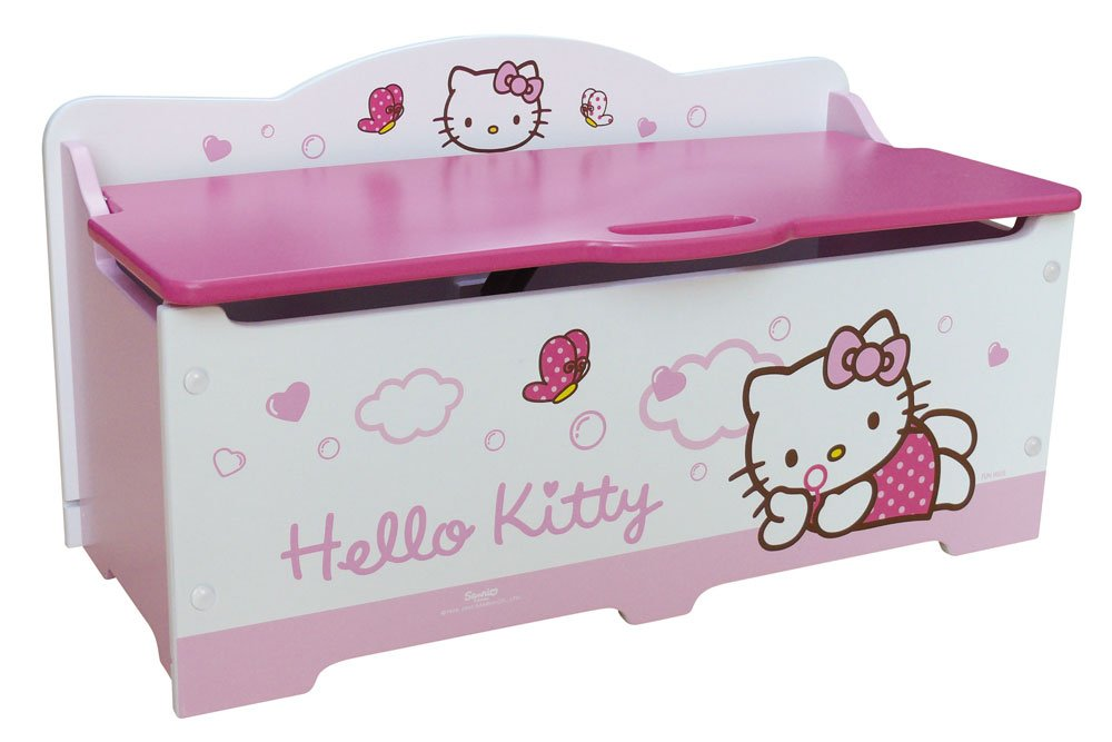 Bureau bois hello kitty armoire hello kitty u treev coffre a