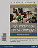Educational Psychology : Windows on Classrooms, Student Value Edition Plus NEW MyEducationLab with Pearson EText -- Standalone Access Card Package, Eggen, Paul D. and Kauchak, Don P., 0132893746