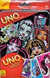 Cardinal UNO - Monster High