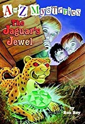 The Jaguar's Jewel (A to Z Mysteries)