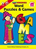 Word Puzzles and Games, Grade 2, , 0887247369