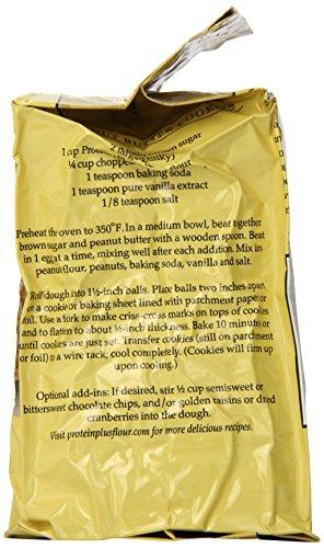 Protein Plus – Peanut Flour – Gluten Free – 16 Ounces by Protein Plus (Image #4)